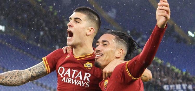 Roma, Mancini:«Il mio bilancio di stagione è positivo»