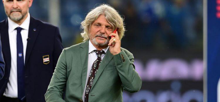 Sampdoria, Ferrero: «Per me la Serie A finisce qui. So che Lotito mi odierà, ma così è la vita»