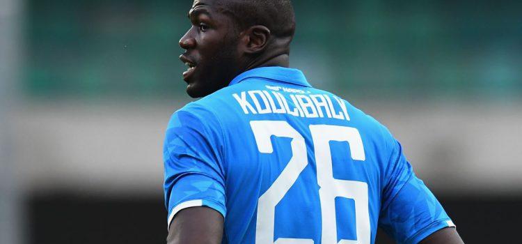 Napoli, Koulibaly e l'assalto dello United: e quella clausola del 2018…