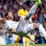 Chi si nasconde nello spogliatoio? Sergio Ramos